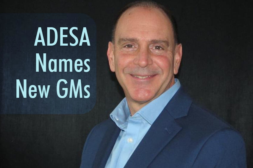 ADESA Names New GMs
