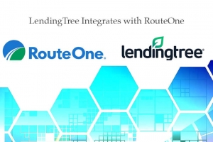 LendingTree Integrates with RouteOne
