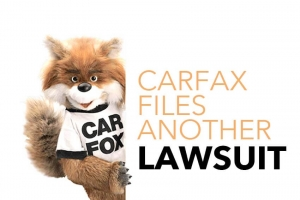 Carfax Files Another Lawsuit