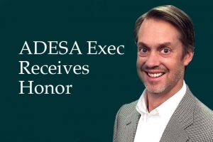 ADESA Exec Receives Honor