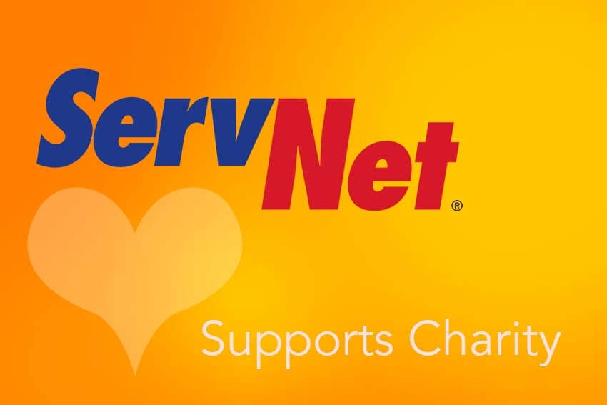 ServNet Supports Charity
