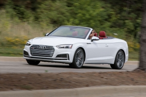 Audi Recalls Cars for Air Bag Sensors