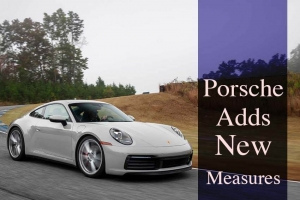 Porsche Adds New Measures
