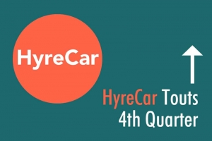 HyreCar Touts 4th Quarter