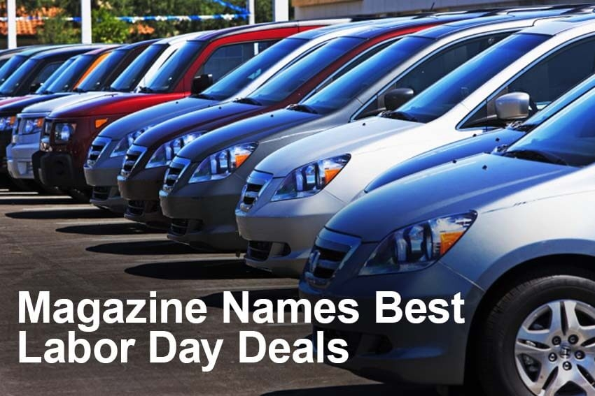 Magazine Names Best Labor Day Deals