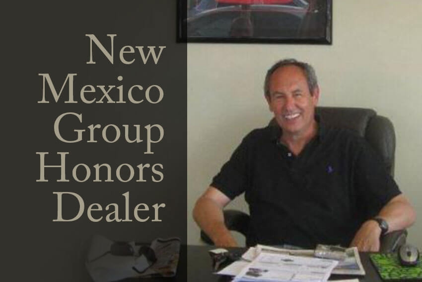 New Mexico Group Honors Dealer