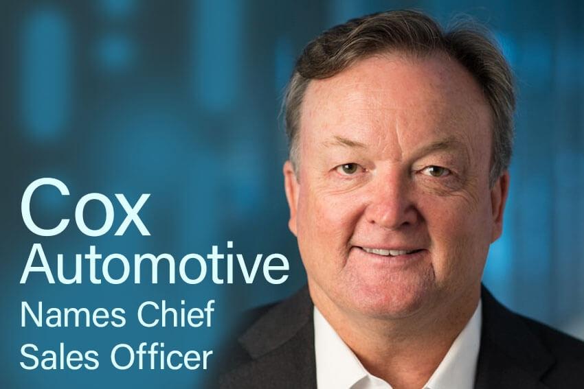 Cox Automotive Names Chief Sales Officer
