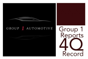 Group 1 Reports 4Q Record