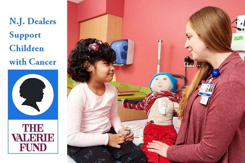 N.J. Dealers Support Children with Cancer
