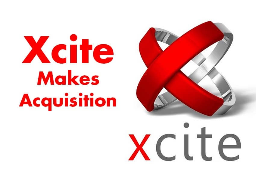 Xcite Makes Acquisition