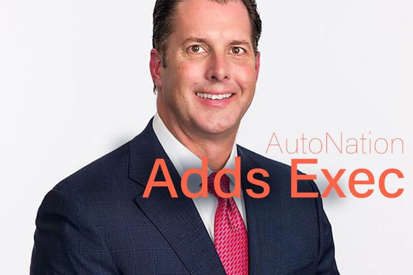AutoNation Adds Exec