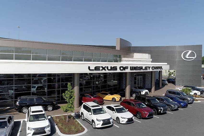 Lexus Wins Best CPO Program
