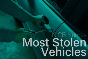 NICB Names Most Stolen Vehicles