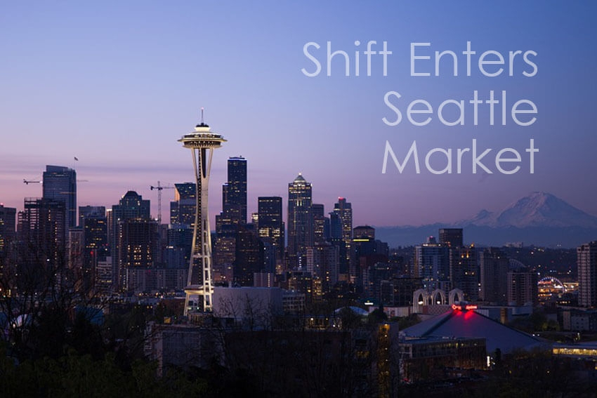 Shift Enters Seattle Market