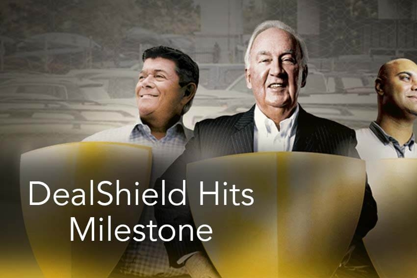 DealShield Hits Milestone