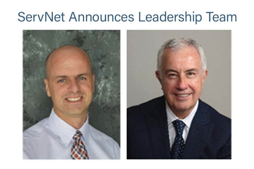 ServNet Announces Leadership Team