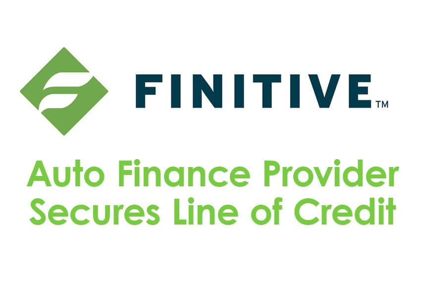 Auto Finance Provider Secures Line of Credit