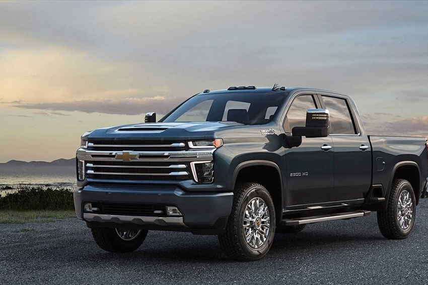 Trucks Dominate Resale Awards