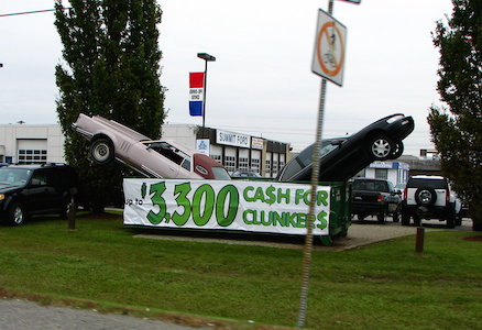 'Cash for Clunkers,' the 2009 program