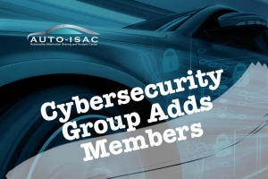 Cybersecurity Group Adds Members
