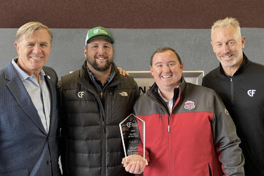 Motley's Richmond Auto Auction Wins Awards