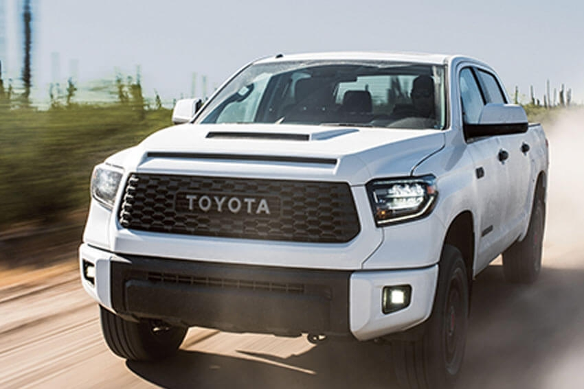 Toyota Recalls Tundras