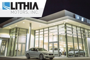 Lithia Reports Record Earnings