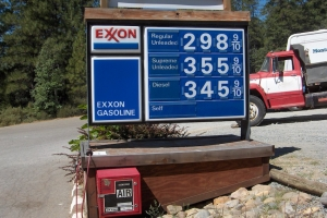 Why did gas prices go up? Because %&#* happens (Op-ed)