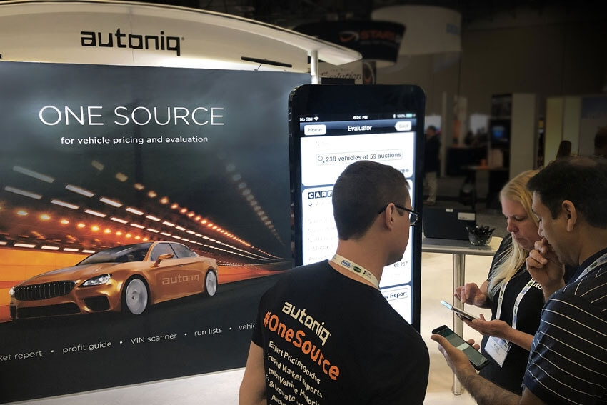 Autoniq Offers Local Market Tool