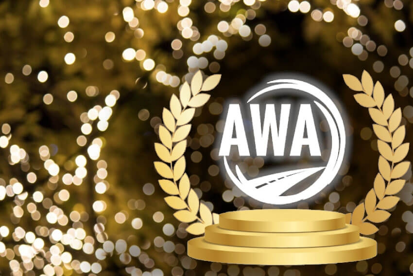 Digital Motors Wins AWA Award