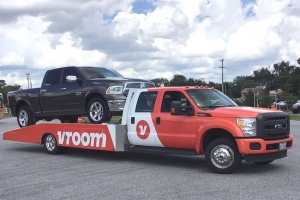 Vroom Partners with Santander