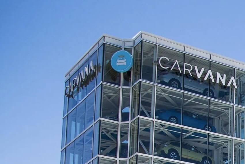 Kroll Rates Carvana Notes