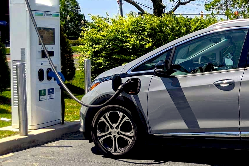 Chevy Bolt EV Gets Starring Role in White House Video