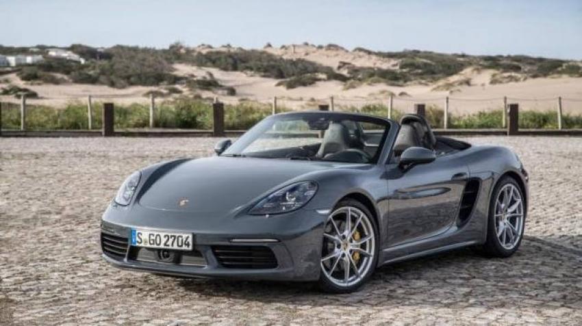 Porsche Recalls Vehicles for Air Bags