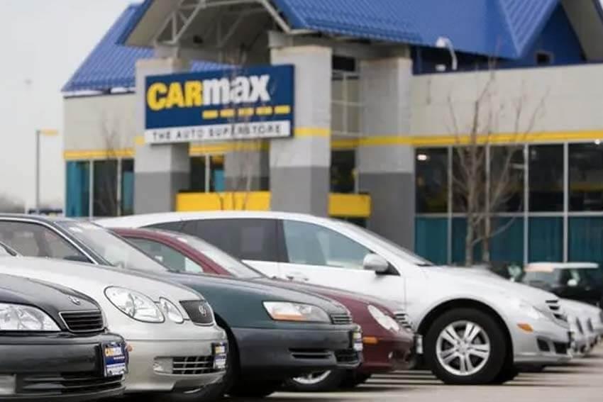 Carmax 3Q Used Sales Rise