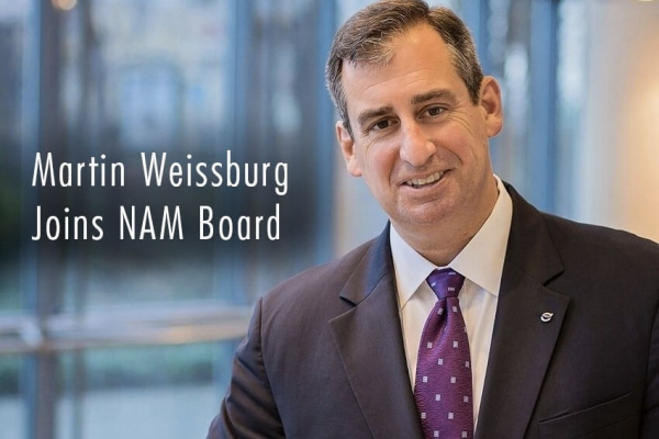 Volvo Exec Joins NAM Board