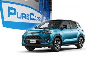 PureCars Partners with Toyota