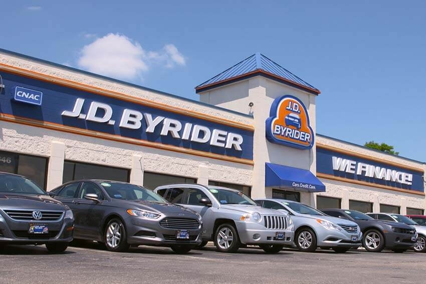 JD Byrider Enters Consent Judgment