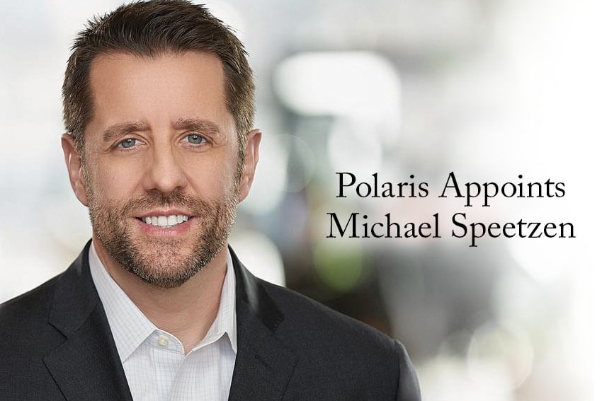 Polaris Appoints Interim CFO