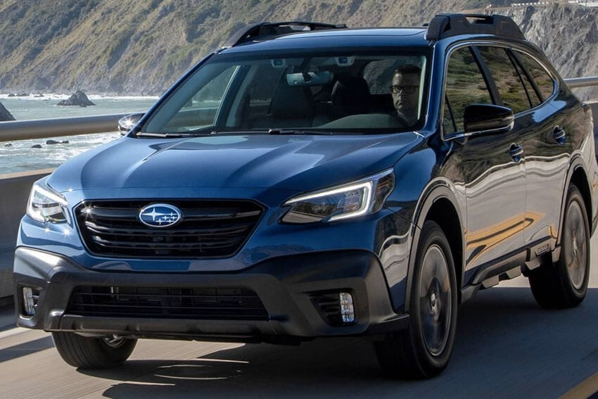 Subaru Sales Rise