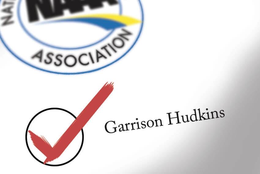 NAAA Elects Hudkins