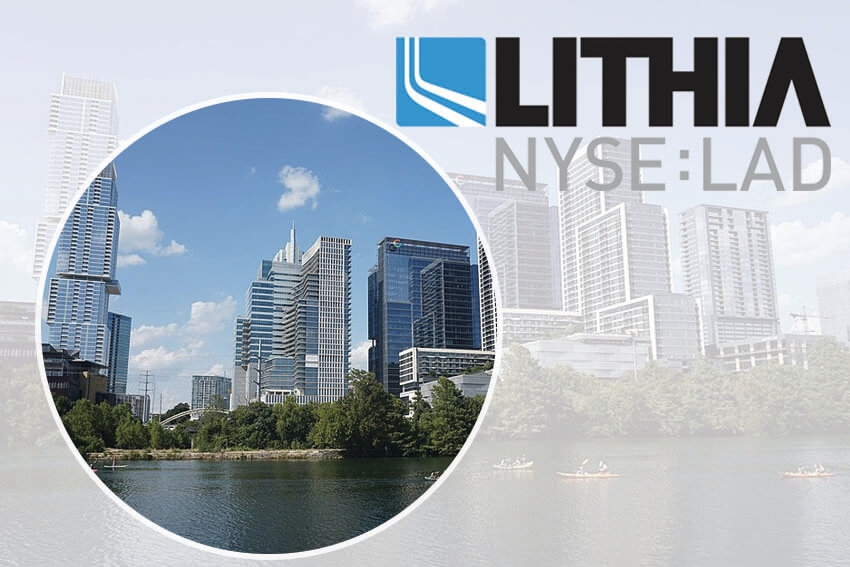 Lithia Expands in Texas