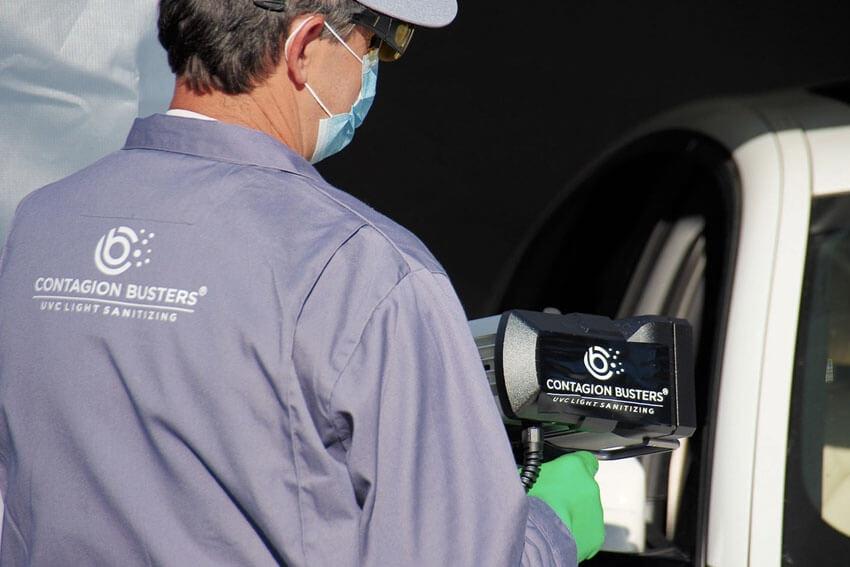 Firm Introduces Sanitizing Equipment, Training