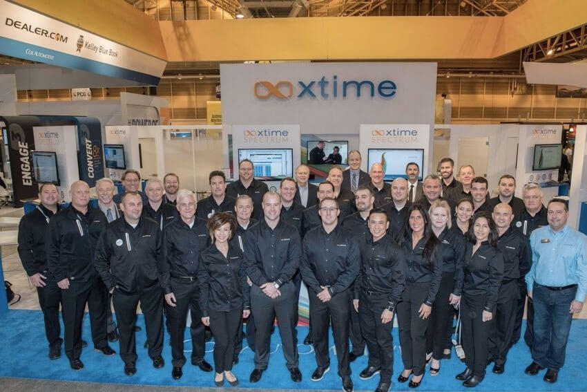 Xtime Showcases New Features at NADA