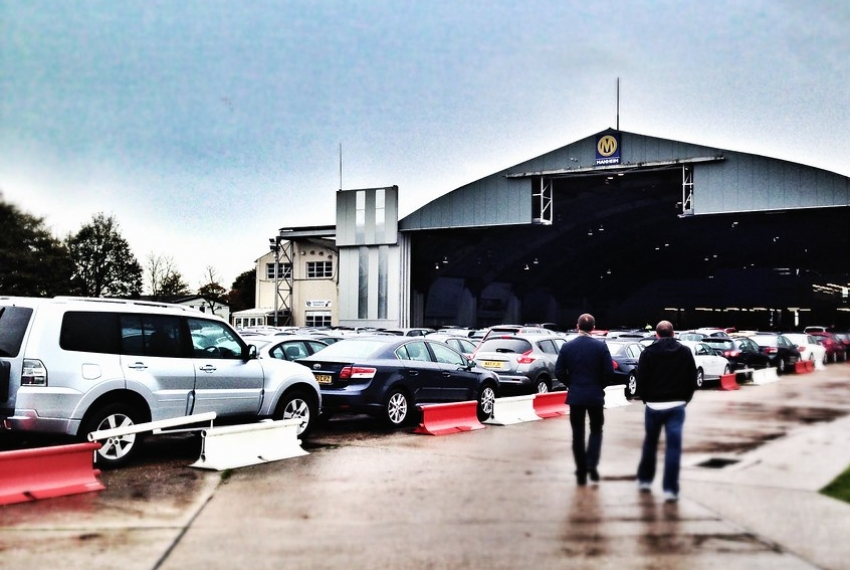 Auction Sales Grow, Safety Remains Priority