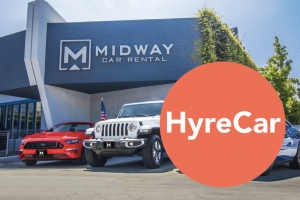 HyreCar Partners with Rental Firm