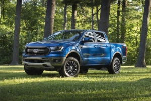 The Ford Ranger takes top place as the most American-made vehicle for 2020