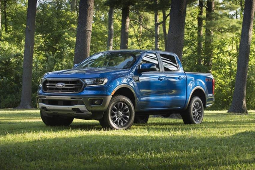 Ford Ranger Tops American-Made List