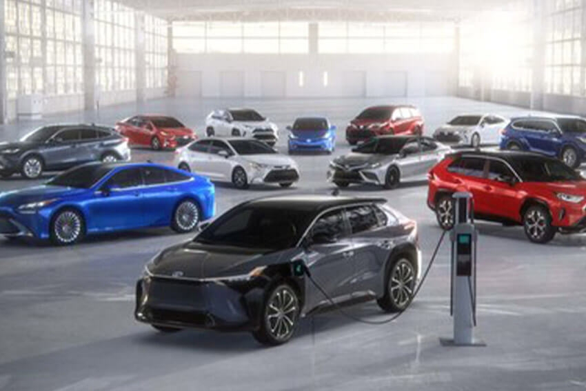 Toyota Invests in Battery Plant
