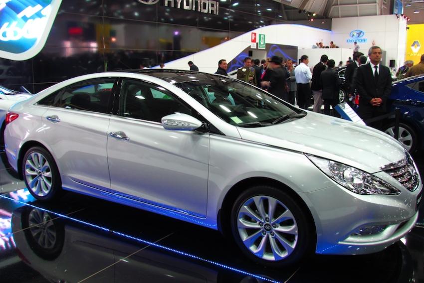 Hyundai Recalls Sonatas from 2013-14